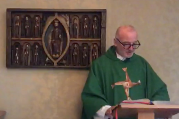 Saturday Morning Mass Online